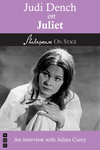 Judi Dench on Juliet (Shakespeare On Stage)