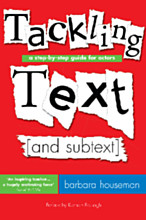 Tackling Text [and subtext]