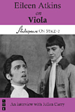Eileen Atkins on Viola (Shakespeare On Stage)