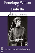 Penelope Wilton on Isabella (Shakespeare on Stage)
