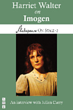 Harriet Walter on Imogen (Shakespeare On Stage)