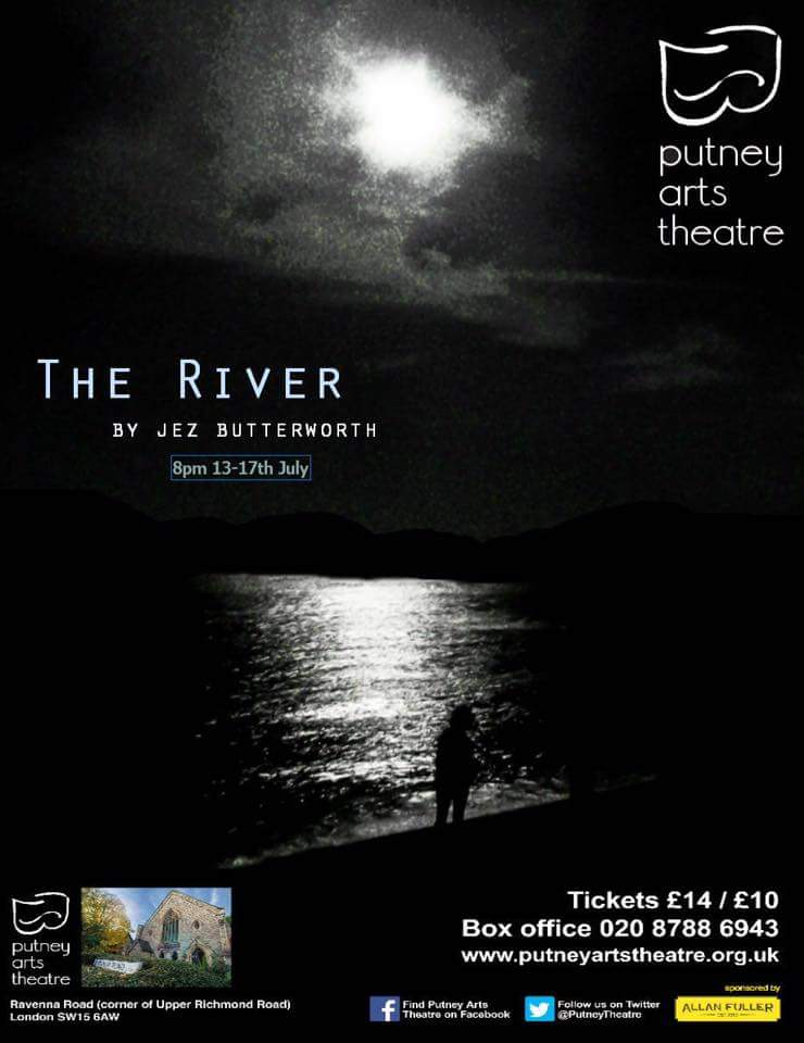 Nick Hern Books - Plays to Perform - Advertise Your Show images - The River Putney Arts