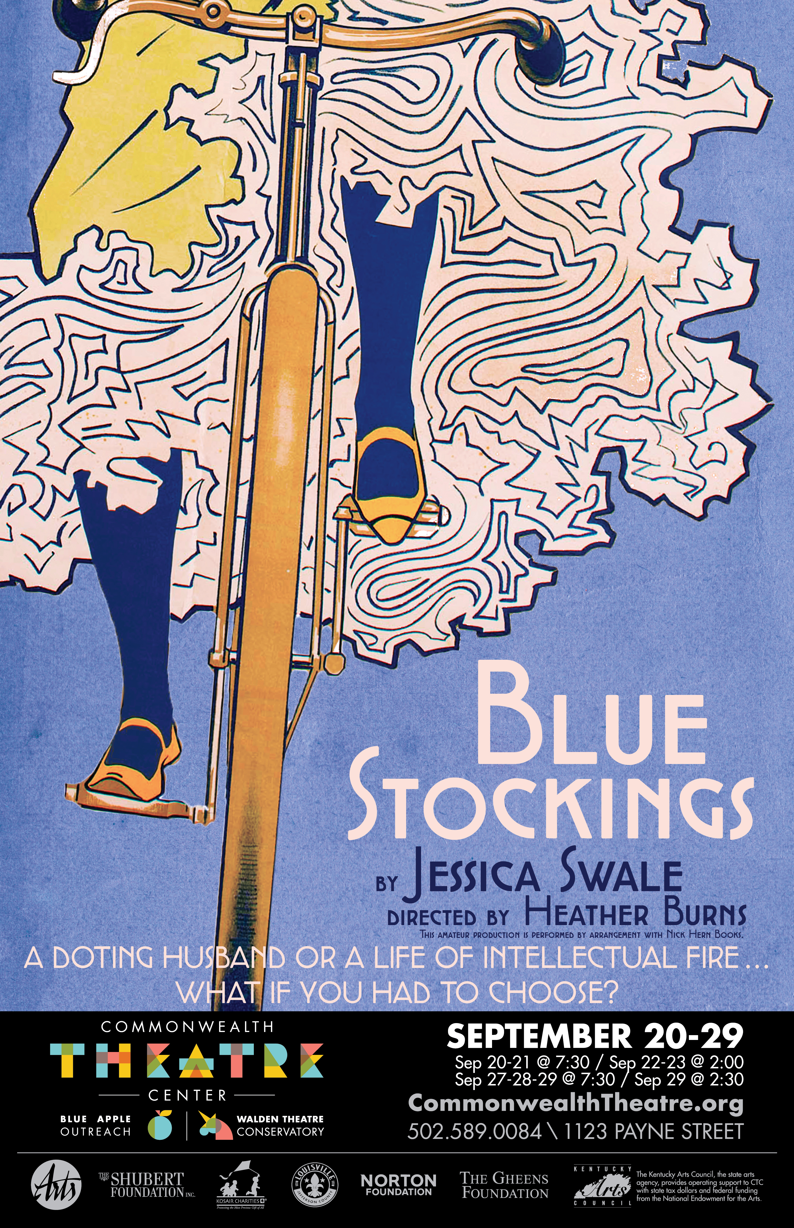 Blue Stockings Poster FINAL