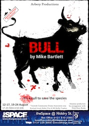 Bull A3 poster