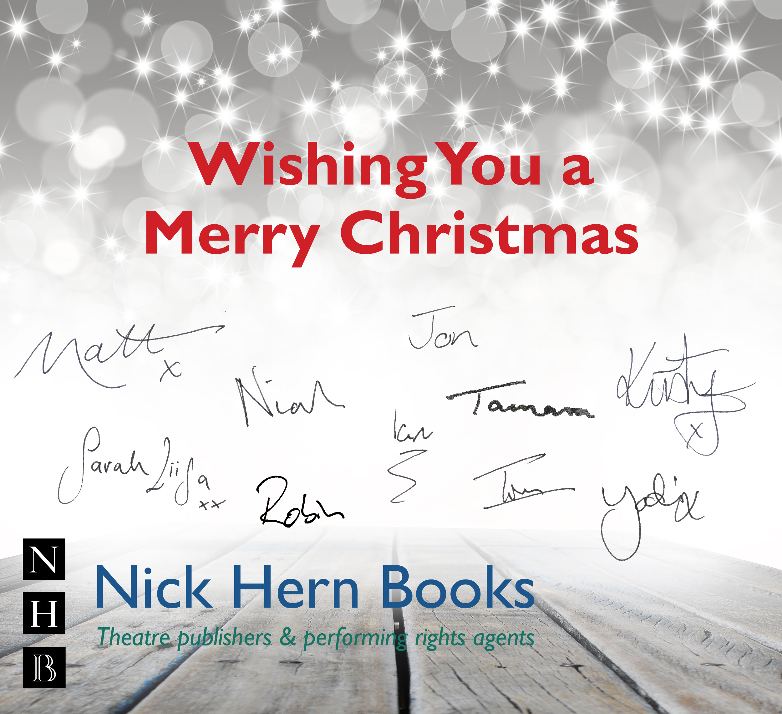 Merry Christmas from NHB