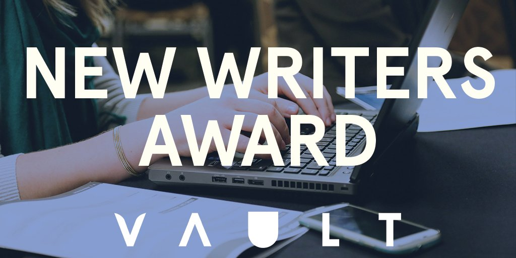 Nick Hern Books supports VAULT New Writers Award