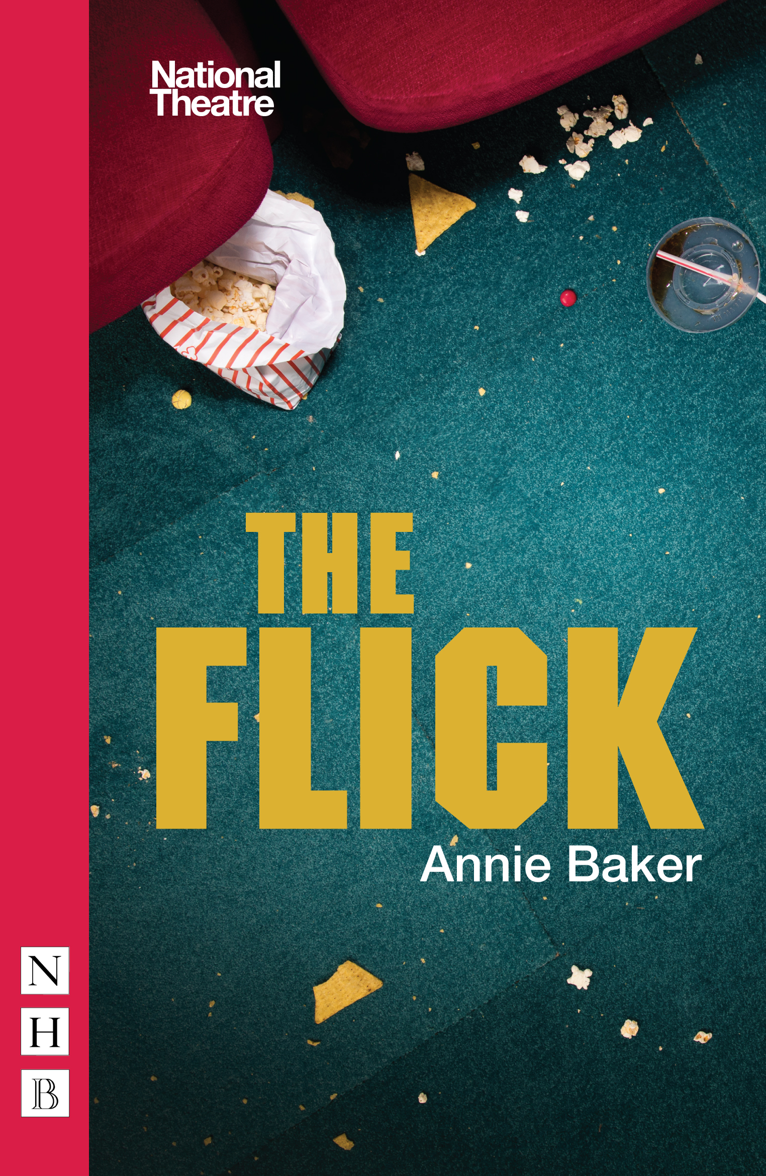 <em>The Flick</em> leads NHB nominees at WhatsOnStage Awards