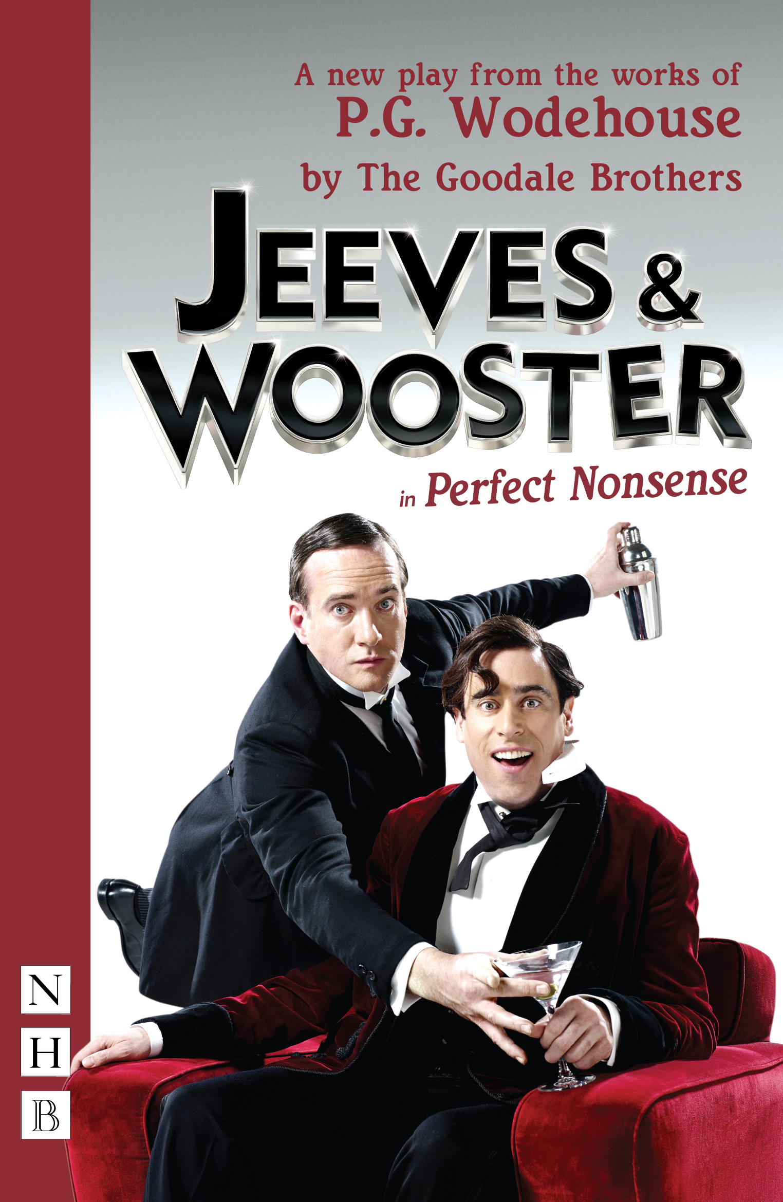 Nick Hern Books - Images for News items - Jeeves & Wooster