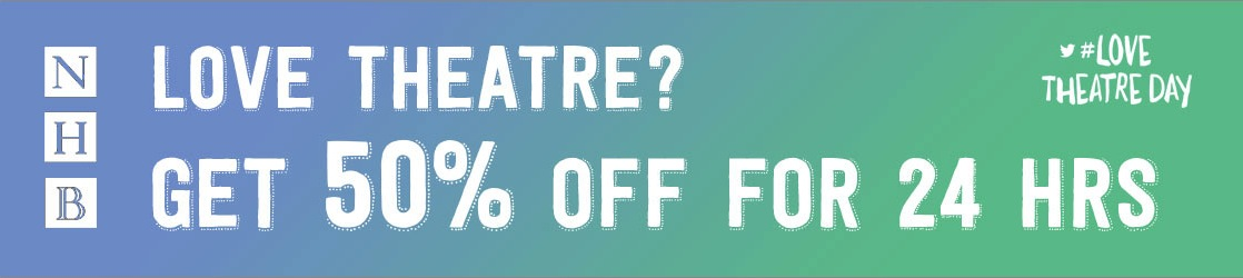 Love Theatre Day Sale 2017 top image