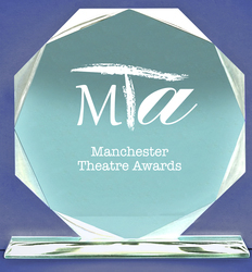 Manchester Theatre Awards logo 2017