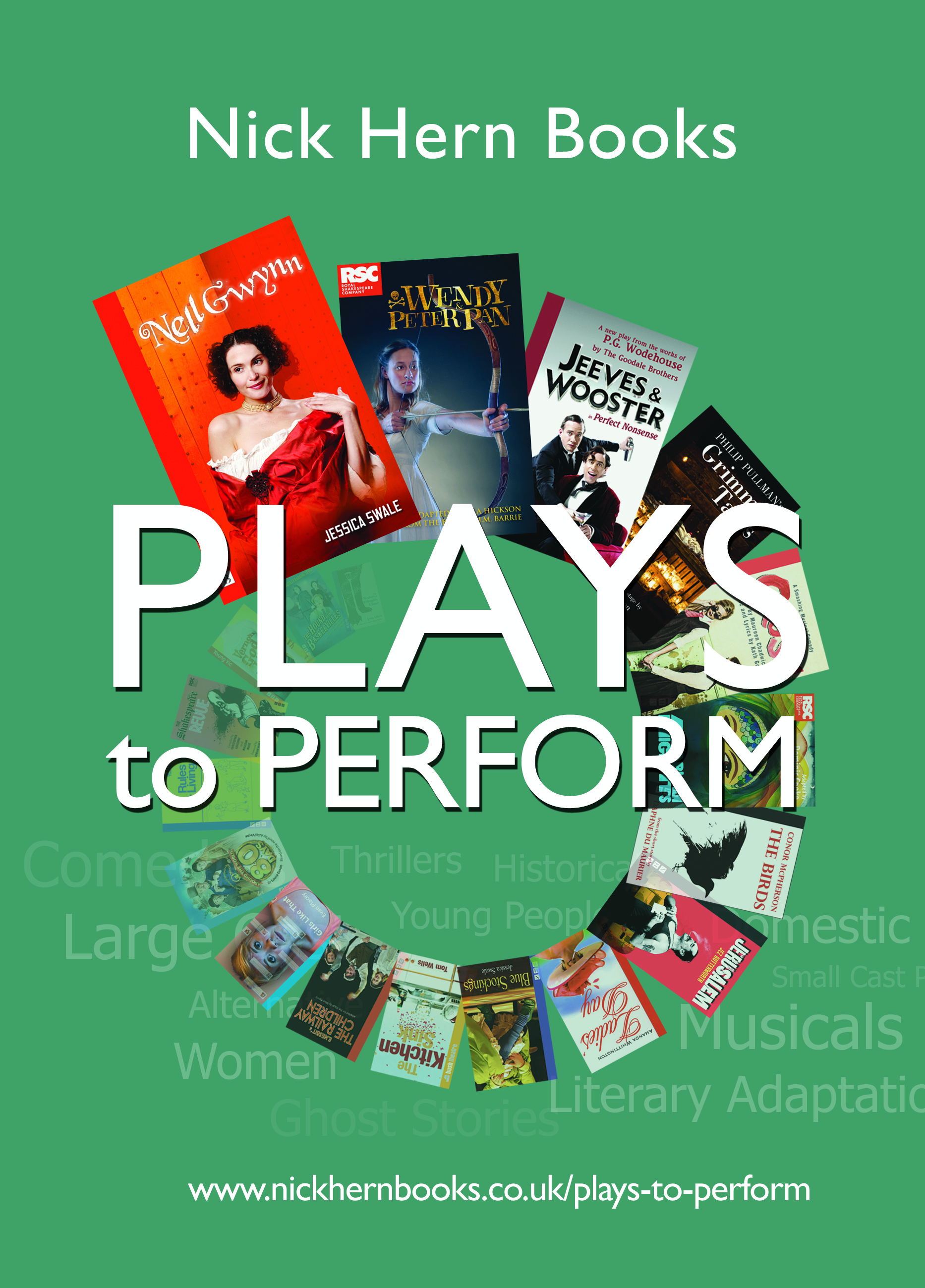 Our Plays To Perform Brochure is here!