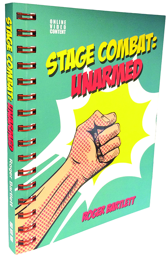 Nick Hern Books - Stage Combat Unarmed packshot