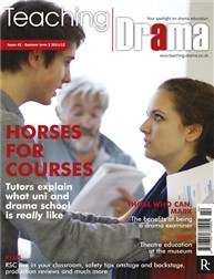 Teaching Drama Magazine