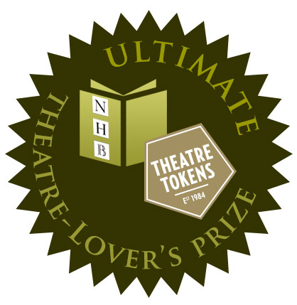 Win a massive prize worth £1000 from Nick Hern Books and Theatre Tokens!