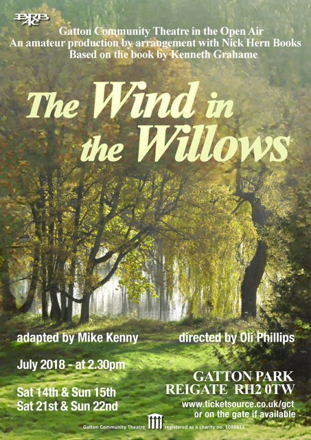 The Wind in the Willows   Gatton