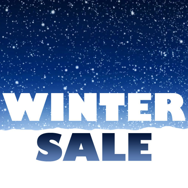 Save 50% for 24 hours only in the NHB Winter Sale!